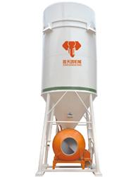 第二代滚筒式砂浆罐